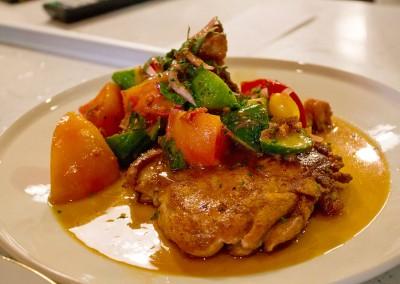 Chicken Al Mattone